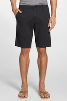 Volcom 'Faceted' Twill Shorts