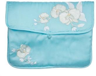 Natori Orchid Lingerie Bag