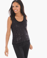 Chico's Sequin Tank