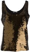 Mes Demoiselles sequinned tank top
