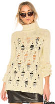 Rachel Comey Ellude Knit Tunic in Beige. - size L (also in M,S,XS)
