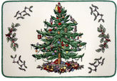 Spode Christmas Tree Bath Rug
