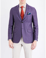 Etro Minerva Cotton-jacquard Jacket