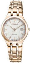 Citizen EW2483-85B Rose Gold Watch