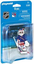 Playmobil NHL New York Rangers Goalie