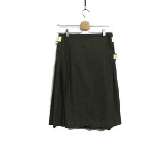 Margaret Howell Grey Wool Skirts