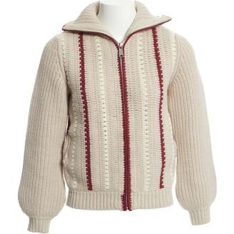 BA&SH Bash Beige Wool Knitwear