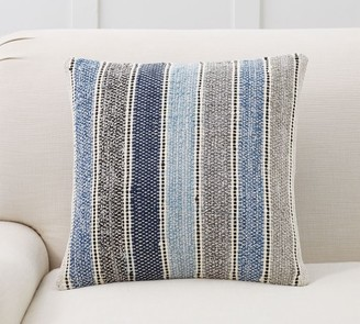Pottery Barn Silas Striped Pillow Cover