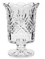 Godinger Dublin CrystalSilver Hurricane Lamp