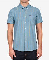Volcom Men's Quincy Stripe Shirt