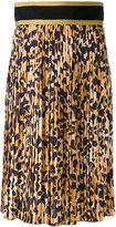 DSQUARED2 pleated midi skirt