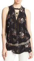 Free People Women's 'Tree Swing' Sleeveless Tunic