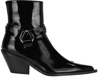 Misbhv Point-Toe Ankle Boots