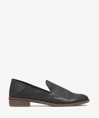 Lucky Brand Women's Cahill Convertible Back Loafers Black Size 6 Leather From Sole Society
