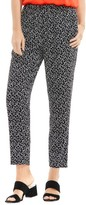 Vince Camuto Women's Dotted Harmony Soft Ankle Pants
