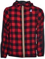 N°21 N21 X K-way Plaid Jacket