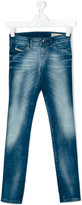Diesel teen Skinzee Low J jeans