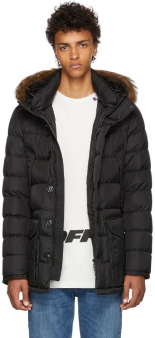 f961d652d Black Cluny Down Coat