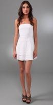 Valentin Strapless Dress
