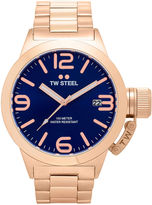 TW Steel Mens Canteen Bracelet Watch