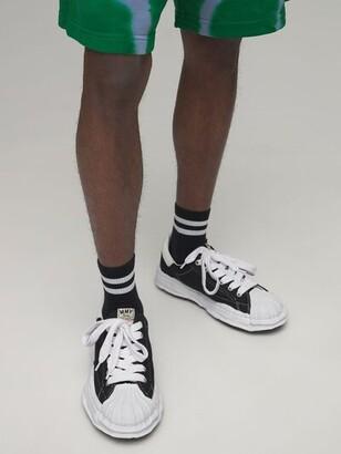 Miharayasuhiro Original Sole Toe Cap Blakey Low Sneaker