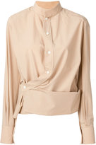 Lemaire layered shirt