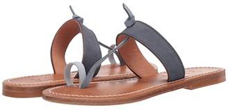 K. Jacques Ganges BG (Lavy Nubuck Gris) Women's Shoes