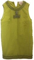 H&M Conscious Exclusive Green Dress for Women