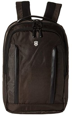 Victorinox Altmont Professional Compact Laptop Backpack (Dark Earth) Backpack Bags