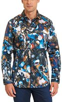 Robert Graham Men's Indian Ocean Long Sleeve Button Down Shirt
