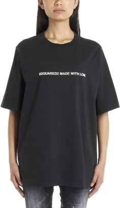 DSQUARED2 slouch T-shirt