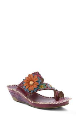 L'Artiste Vardi Wedge Sandal