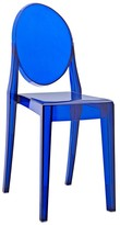The Well Appointed House Contemporary Blue Dining Side Chair