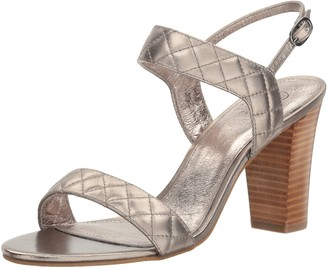 Adrianna Papell Women's Astor Dress Sandal Vanilla 9 US/9 M US