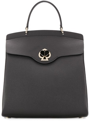 Kate Spade heart lock backpack