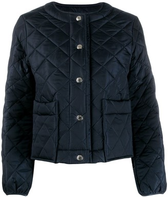 MACKINTOSH Keiss quilted nylon jacket