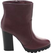 Wild Diva Women's Kimber-02 Ankle Boot