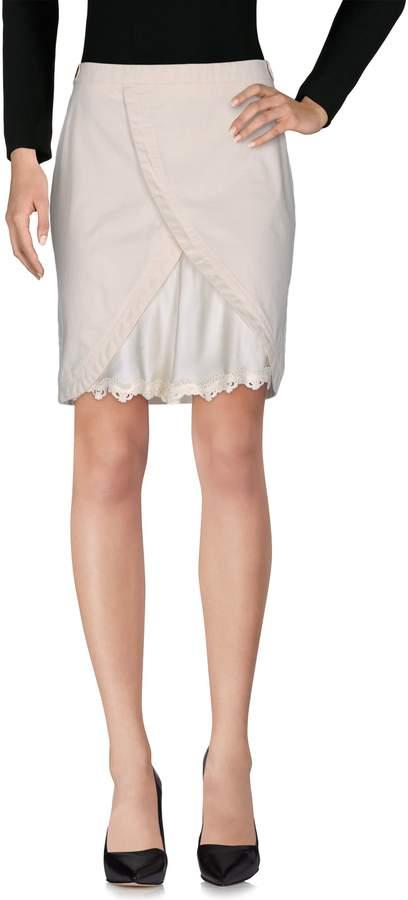 Weber Knee length skirts
