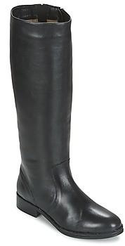Mellow Yellow ARIAZ women's High Boots in Black