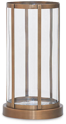 "Port 68 15"" Edgewater Hurricane - Clear/Brass"
