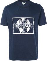 Kenzo World T-shirt - men - Cotton - M