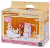 Sylvanian Families NEW Bath and Shower Set