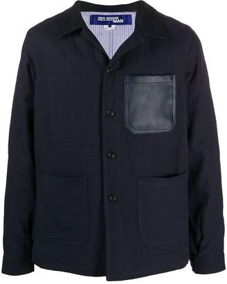 Junya Watanabe Patch Pocket Shirt Jacket