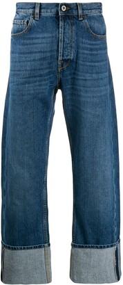 Valentino VLTN selvedge baggy jeans