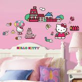 Hello Kitty Roomates Peel & Stick Wall Decals