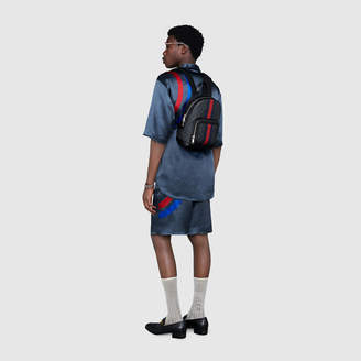 Gucci Small GG Supreme backpack