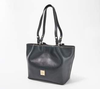 Dooney & Bourke Saffiano Leather Tote - Small Flynn