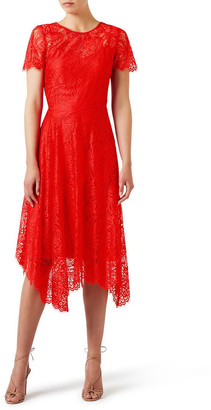 David Lawrence Larissa Lace Dress