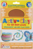 Activa Activ-Clay Air Dry, 1-Pound, Terra Cotta