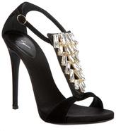 Giuseppe Zanotti Design crystal detail sandal